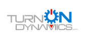 turn on dynamics logo